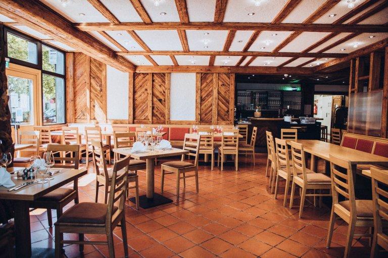 Grossansicht in neuem Fenster: Restaurant